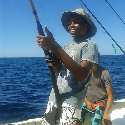 Costa Rica Reef Adventures has quality fishing equipment for professionals, beginners, and children.